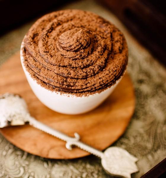 One-pot Cardamom Chocolate Pudding
