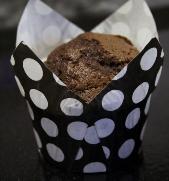 Chili Chocolate Muffins
