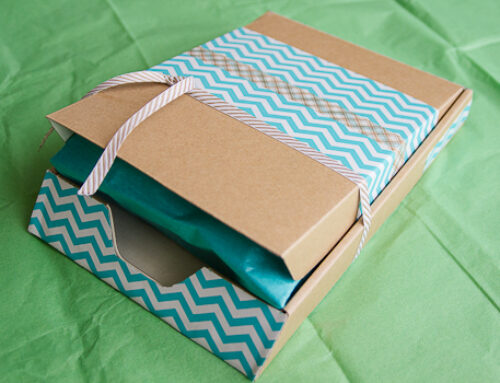 Upcycling: Kindle Packaging Gift Box Conversion