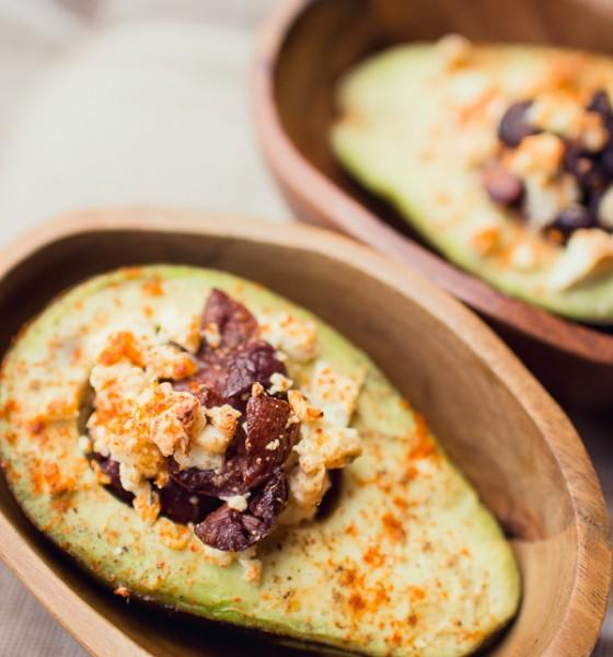 Flash Food Friday: Stuff & Bake Avocado