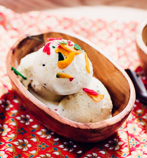 Featured on An Nur: Burfee Ice Cream (with video)