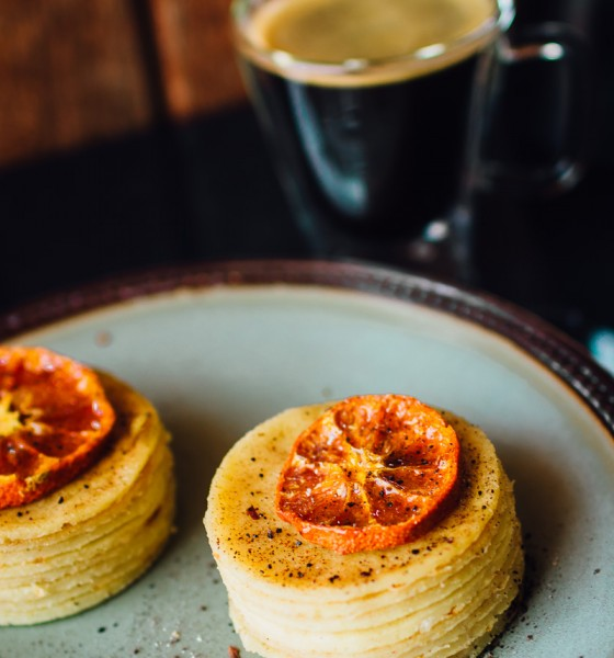 Flash Food Friday: Mini Pancake Stacks