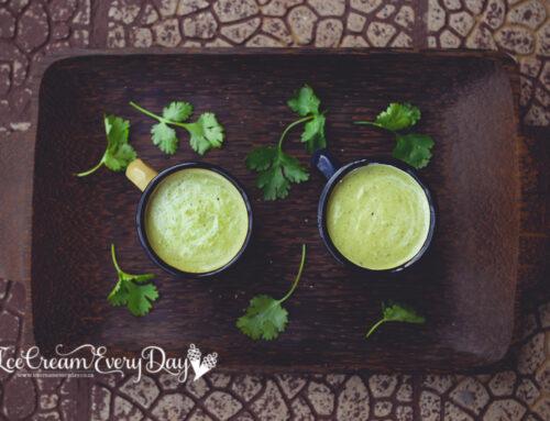 Cream of Green Bean Soup