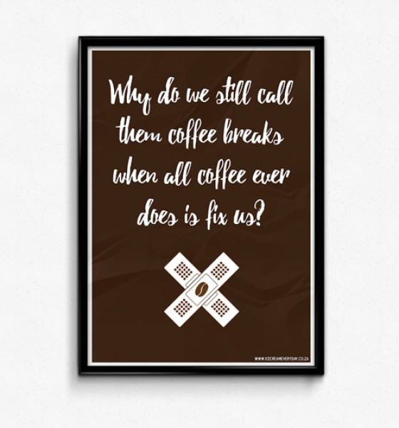 Coffee Love: Free A3 Poster Prints