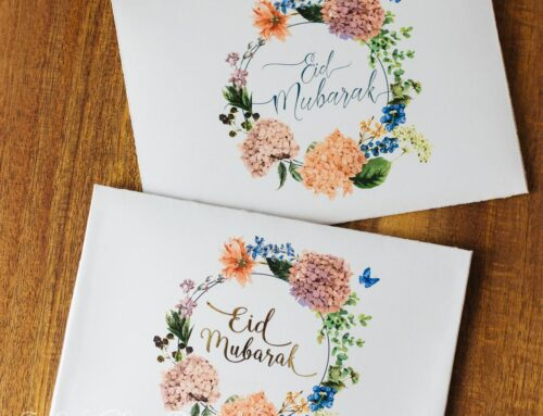 Eid Printables 2017: Gift Tags, Treat Box and Envelopes