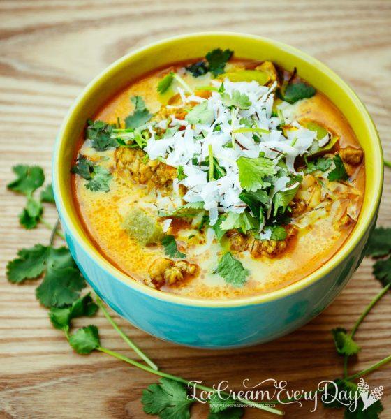 Quick Coconut Milk Curry